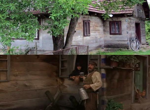 Tevye in Lekenik, Croatia
