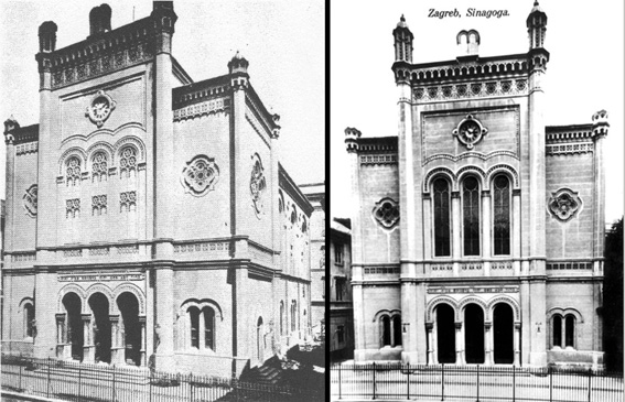 The Zagreb Synagogue