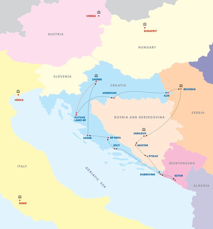 Jewish merchants Balkan trail