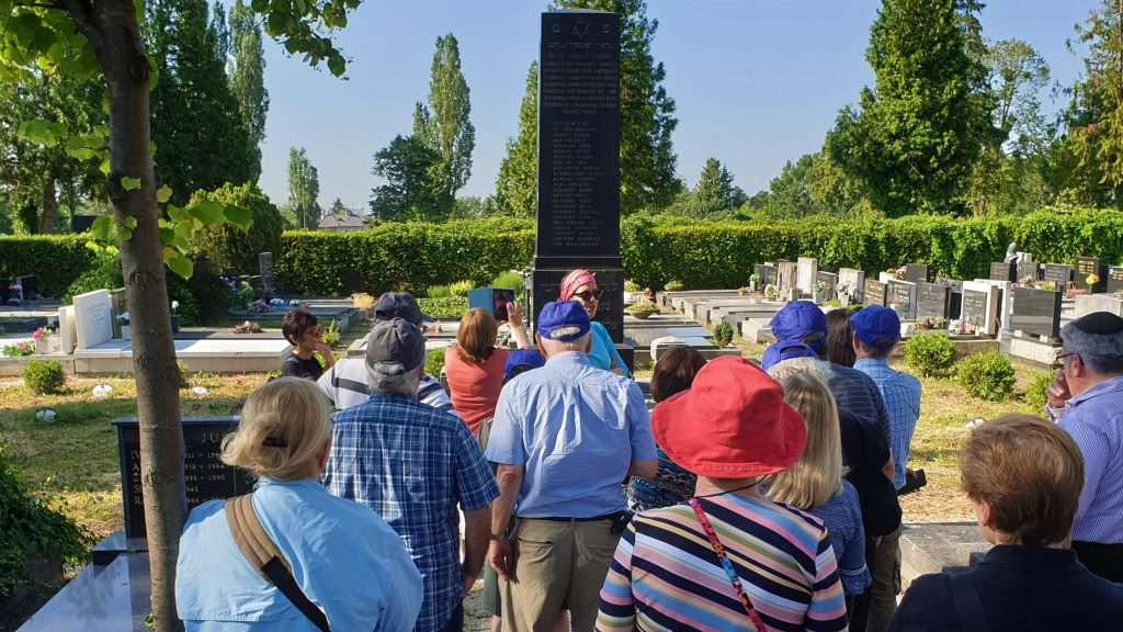 jewish cemetery Zagreb